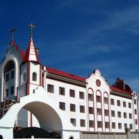 Женский монастырь Бенедектинок, Быковка