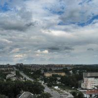 Город сверху 2, Быковка