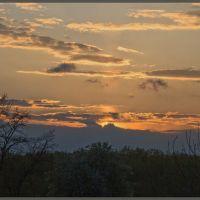 Sunset, Быковка