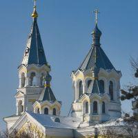 Преображенский собор, Быковка
