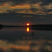 Закат..., Быковка