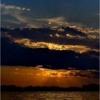 Радужный закат, Быковка