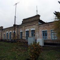 """жд станция """"Михайленки""""(1873), Великие Коровинцы"""