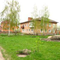 A house in Volodarsk-Volynsky, Володарск-Волынский