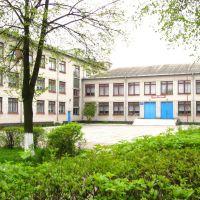 The school, Володарск-Волынский