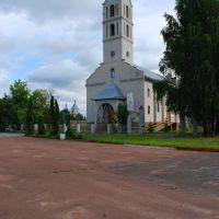 Костёл, Володарск-Волынский