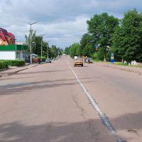 ул. К.Маркса, Володарск-Волынский