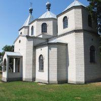 Михайловская церковь, Володарск-Волынский