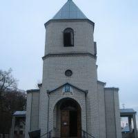 Михайловская церковь на Введення, Володарск-Волынский