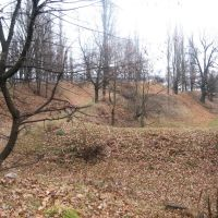 восточные валы цитадели, Володарск-Волынский