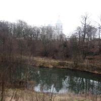 Вид на Михайловскую церковь, Володарск-Волынский