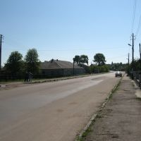 """Будинок ГО """"Пасіка"""", Володарск-Волынский"""