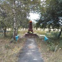 Памятник на месте гибели евреев в период Второй мировой войны, Володарск-Волынский
