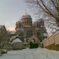 Городницкий монастырь., Городница