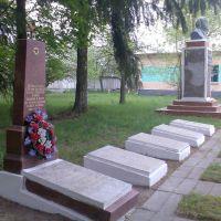 Вічна слава солдатам ВВВ - Велика Цвіля, Дзержинск