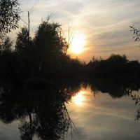 Озеро в п.г.т. Довбыш, Довбыш