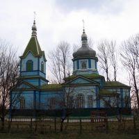 церковь Троицкая (н.20в), Довбыш