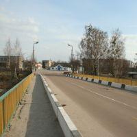 Мост через р.Уборть, Емильчино