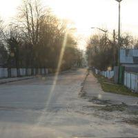 Дорога к сельхозтехнике, Емильчино