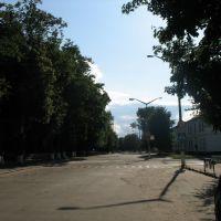 Возле парка, Емильчино