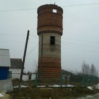 Водонапірна вежа, Емильчино