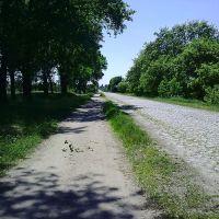 Stone road, Емильчино