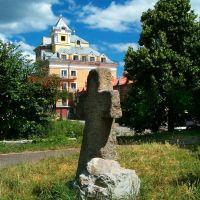 Казацкий крест, Житомир