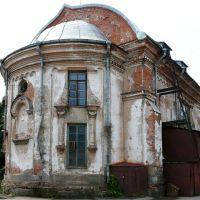 Развалины Покровской (Успенской) церкви, Житомир