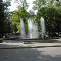 Центр міста (The centre of the town), Житомир