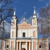 Костел II, Житомир