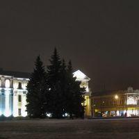 Ночной город II, Житомир
