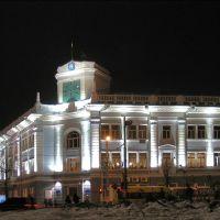 Ночной город III, Житомир