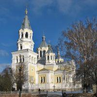 Преображенский собор, Житомир