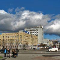 Соборная площадь, Житомир