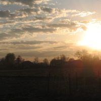Evening sun, Иванополь