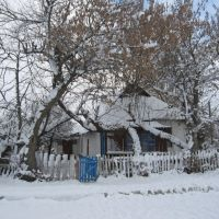 Old house., Иванополь