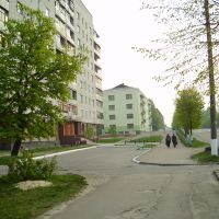 Девятиэтажка возле школы №11, Коростень