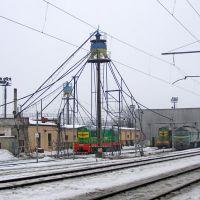 ПТОЛ, депо Коростень, 20.02.2010, Коростень