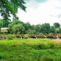 Міст.Коростень.(Сплав по р.Уж.Літо 2011р.), Коростень
