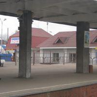 Украина, Коростень, вокзал, февраль 2011, Коростень