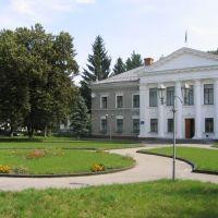 Здание правительства, Коростышев