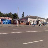 Коростышев - Автостанция №1, Коростышев