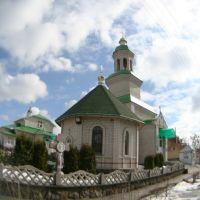 Church, Коростышев