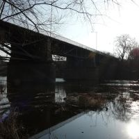 Мост через Тетерев, Коростышев