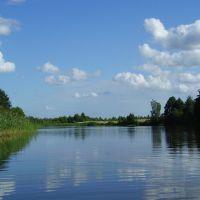 Tovsta River, Лугины