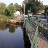 Міст через р.Случ, Любар