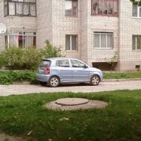Ул.Фрунзе 26а, Малин