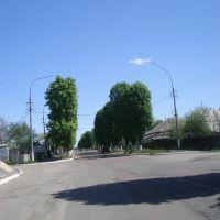 Малин Украина. ул.Грушевского, Малин