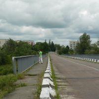 на мосту, Народичи