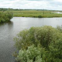 р. Уж - River Už, Народичи